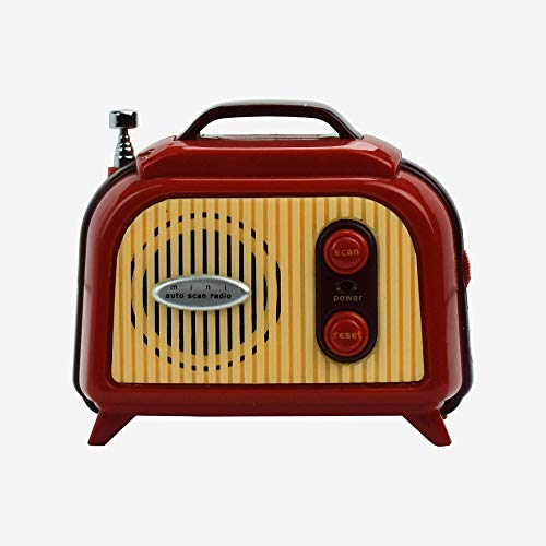 LEGAMI FM0001 Portable MINI Radio - Radio