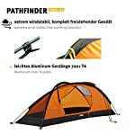 Wechsel tents Pathfinder - 1-Person Hiking Tent, Travel Line 6