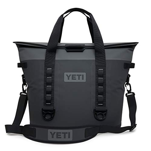 YETI Hopper M30 Portable Soft Cooler, Charcoal