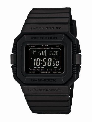 [カシオ] 腕時計 ジーショック 電波ソーラー GW-5510-1BJF ブラック