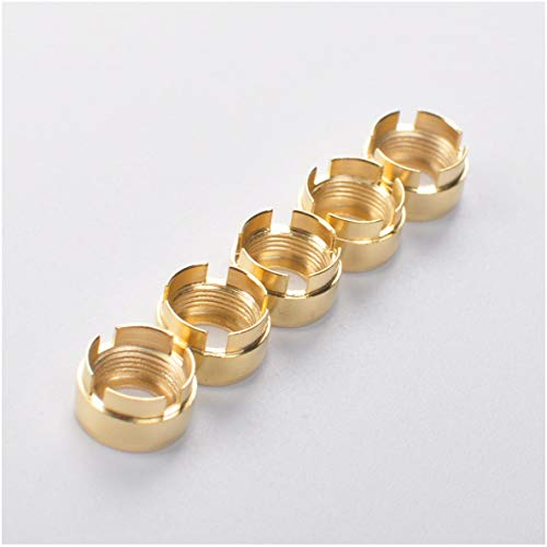 Magnetic Ring Adapter Connector Gold   Pack of 5