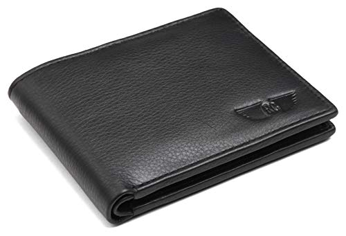 Royster Callus Black Men's Wallet (RCW1018)