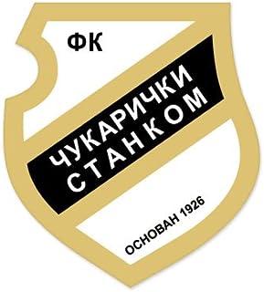 FK Cukaricki - Serbia Football Soccer Futbol - Car Sticker - 4