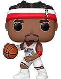 Funko - NBA: Legends - Allen Iverson (Sixers Home) Figurina in Vinile, Colore Multicolore, 55215