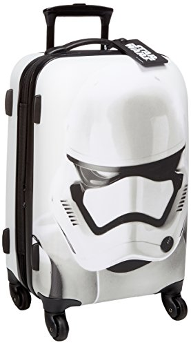 American Tourister Star Wars Hardside Luggage with Spinner Wheels, Storm Trooper I