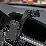 Miracase Cell Phone Holder for Car,Upgrade Dashboard & Windshield 360° Rotation One Button Car Phone Mount...