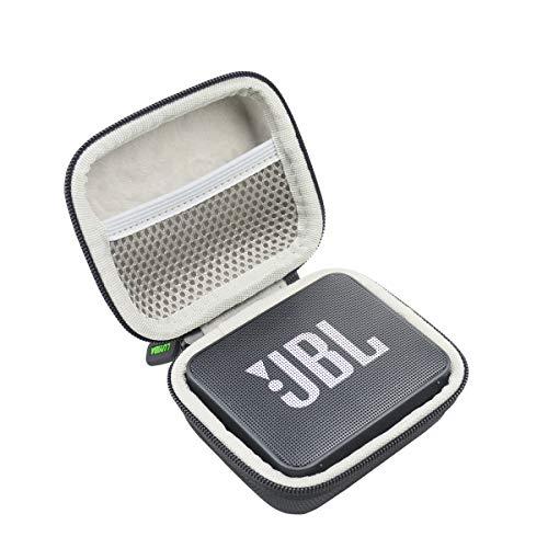 LUYIBA pour JBL GO 2 - Mini Enceinte Bluetooth portableVoyage Stockage Porter Étui Housse