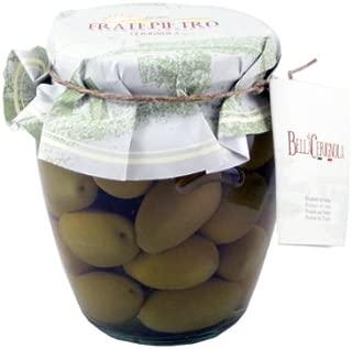 Fratepietro Green Bella di Cerignola Olives