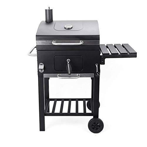 Llslls Le barbecue peut être utilisé dans les cours, les parcs, les pelouses, terres sauvages, etc, simple et facile à transporter!