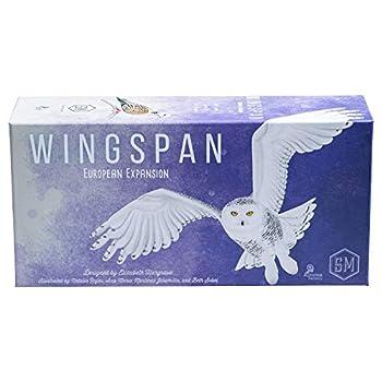 Stonemaier Games  Wingspan European Expansion Board Game