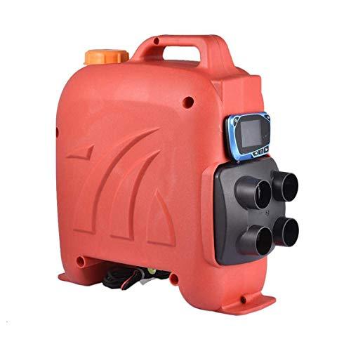 Calentador Diesel Calefactor Diesel Integrado Para Estacionamiento Calentador De Aire De Combustible 12V 8Kw