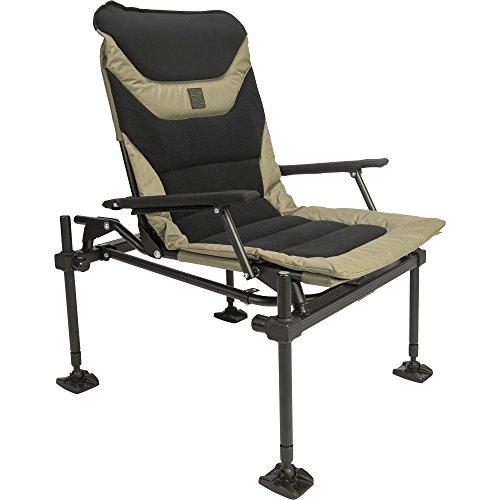 Korum x25Gepolsterte Schnell faltbar Match & Feeder Angeln Accessory Stuhl–Zubehör separat erhältlich