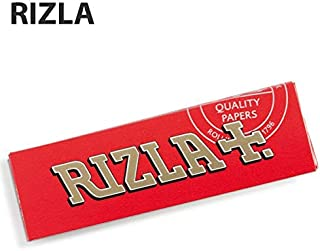 【RIZLAの定番】 リズラ RED ミディアムウエイト シングルワイド 5パックDM便