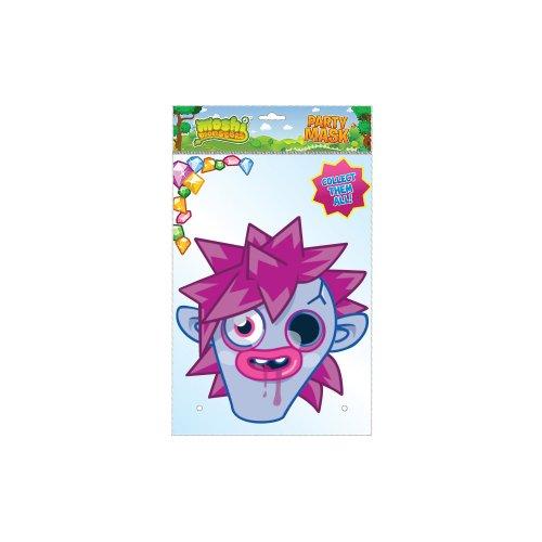 Masque en Carton Zommer -Moshi Monsters- - Taille Unique