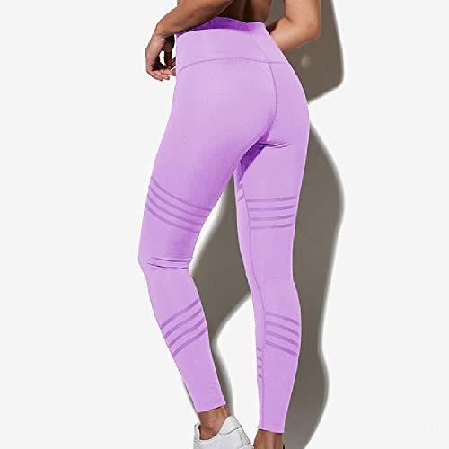 shenzhou Taille Haute Femmes Yoga Pantalon Push Up Respirant Fitness Leggings De Sport Collants De Course Sportswear Slim Gym Vêtements Femme Gris