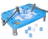 Penguin Ice Break Game, Dont Break The Ice Penguin Trap Ice Breaker Board Toy Family Puzzle Game for Kids
