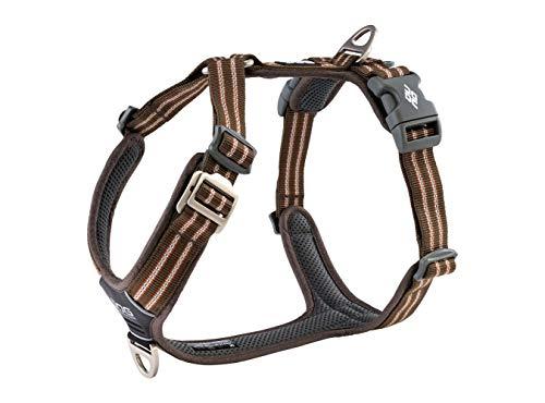 DOG Copenhagen Hundegeschirr V2 Walk Harness (Air) Mocca Größe M