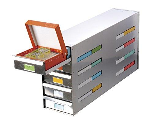 neoLab 2-0027 Einschub, 4 x 8 Boxen