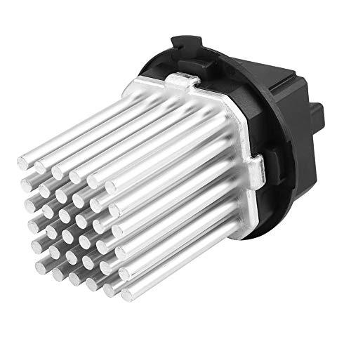 KIMISS HVAC Resistencia del motor del soplador, A/C Resistencia del calentador del sistema de aire acondicionado de ventilación de calefacción para 307 407 C3 C4 C5 C6, OE # 6441S7