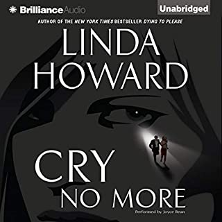 Cry No More audiobook cover art