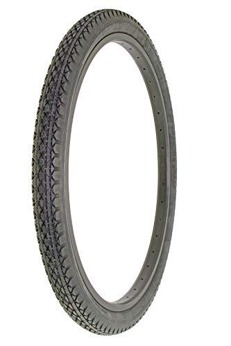 Alta Bicycle Tire Duro 26 x 2.125 Bike Thread Diamond Drizzle Style (Black)