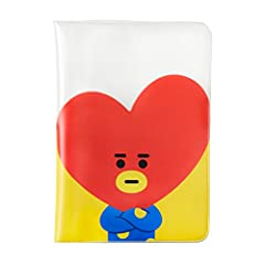 ABOUT US - BT21 is a globally beloved character of millennials created in collaboration with LINE FRIENDS and BTS EASY ORGANIZATION - Simply keep all your travel essentials with one main sleeve for passports and one pocket for cash, credit card, boar...