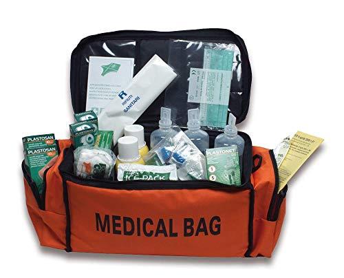MEDICAL BAG BORSA PRONTO SOCCORSO per aziende con 3 o più lavoratori D.M. 388 allegato1