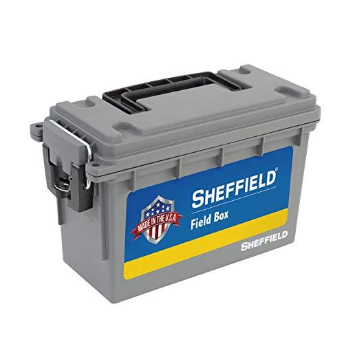 Sheffield 12628 Field Box, Pistol,...
