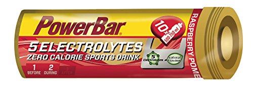 Bebida Isotónica 5Electrolytes 6 Tabs PowerBar (60...