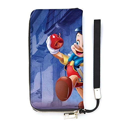 ビノキオ.. 長財布 大容量レザー メンズ 財布 多機能 財布 持ち運びが容易小銭入れ 理想的な選択 メンズ 父の日