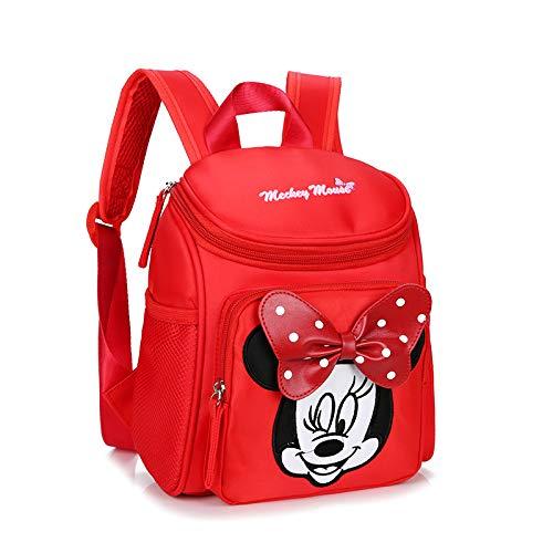 SONGXZ Children Backpack Kindergarten Kids Cartoon Backpack 2-3-4 Year Old Boy Baby Cute Travel Backpack