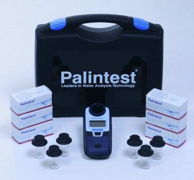 Palintest - Dispositivo de prueba de agua para piscina, precisión y fiable, 6 fotómetros