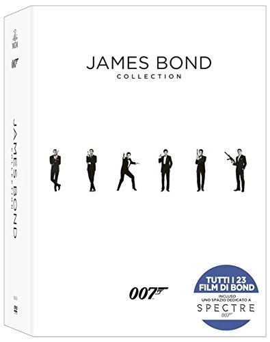 007 Bond - Collezione Completa 2015 (23 DVD)