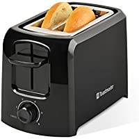 Toastmaster 2-Slice Cool Touch Toaster (Black)