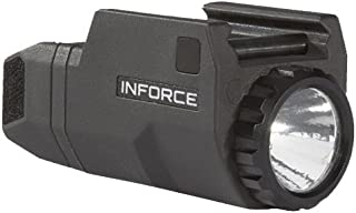 Inforce APLc Compact WML Weapon Mounted White Light for Glock Auto Pistol 200 Lumens