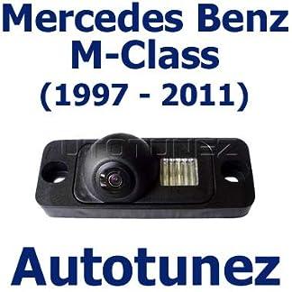 Mercedes-Benz-M-Klasse-ML-W164-W163-Auto-Reverse-Hinten-Parking-Kamera-Rueckfahrkamera