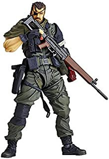 METAL GEAR SOLID V: THE PHANTOM PAIN ヴェノム・スネーク オリーブドラブ野戦服Ver. 約125mm ABS&PVC製 塗装済み可動フィギュア rm-015 [並行輸入品]