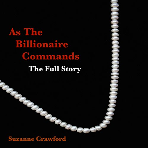 As the Billionaire Commands audiobook cover art