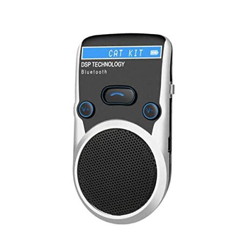Altavoz Bluetooth para Coche, teléfono Auxiliar Bluetooth para Coche, Visera Solar, Manos Libres, Altavoz con USB, Bluetooth, Altavoz para Coche, Manos Libres para Coche, Ki XXSHN