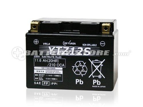 YUASA Batterie YTZ12S