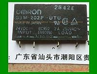 1PC G3M-202P-UTU 24VDC