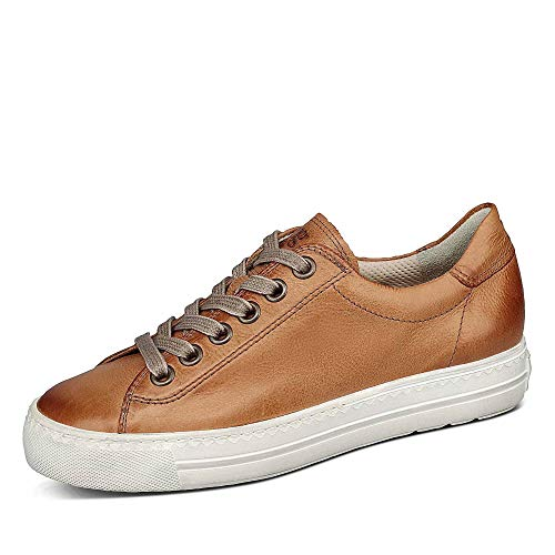 Paul Green 4841 Damen Sneakers Mittelbraun, EU 35,5