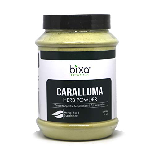 Caralluma Fimbriata Powder Natural Weight Reducer | Herbal Supplement for Weight Loss and Metabolism Increase, Supports to Reduce Appetite & Food Craving (16Oz / 1 Pound) |