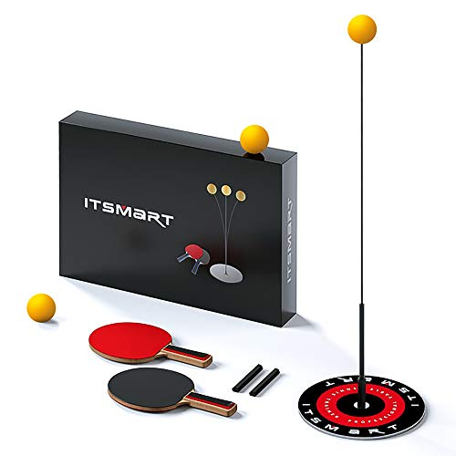 Fantastic Deal! WENCY Soft Shaft Ping Pong Training Equipment Kit Decompression Sports with Elastic ...