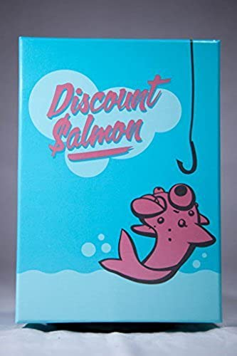 Discount Salmon voitured Game by Water Bear Games