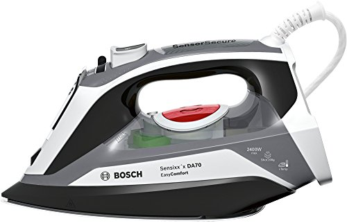 Bosch Sensixx'x DA70 EasyComfort - Plancha de vapor, 2400 W, función i-Temp