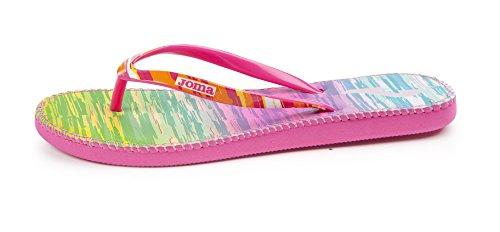 Joma S.Goas Dames sandalen - Fuchsia, 41 EU