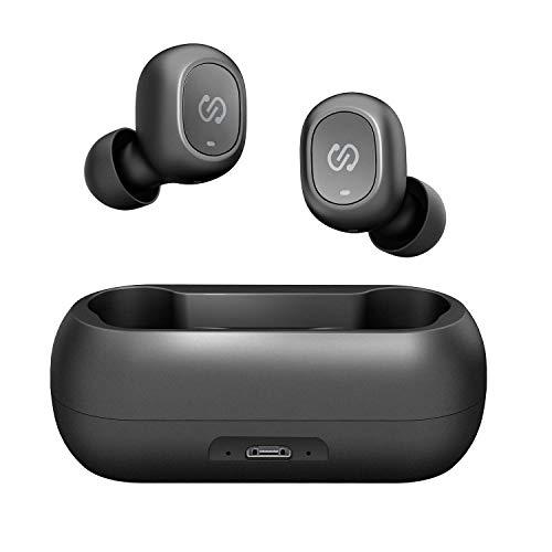 SoundPEATS TrueFree Truly Wireless Earbuds Bluetooth 5.0 in-Ear Stereo Bluetooth Headphones