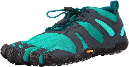 Vibram FiveFingers V-Trail 2.0 Blue/Green 37 (US Women's 6.5) B (M)