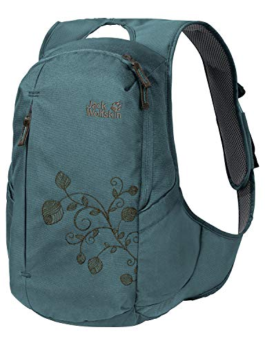 Jack Wolfskin Damen ANCONA bequemer Daypack, North Atlantic, ONE SIZE